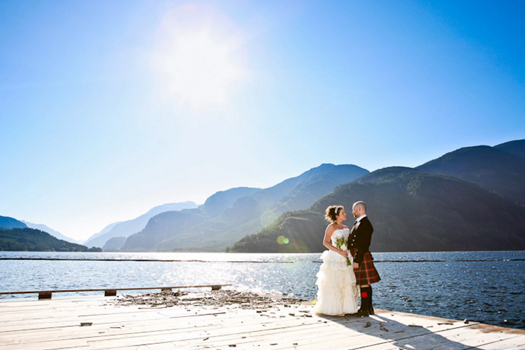 Luxe Mountain Weddings - Canada