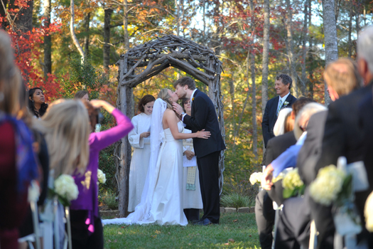 Fall In The Blue Ridge Mountains Luxe Mountain Weddings