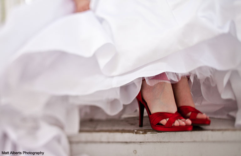 Wedding Shoes Gallery