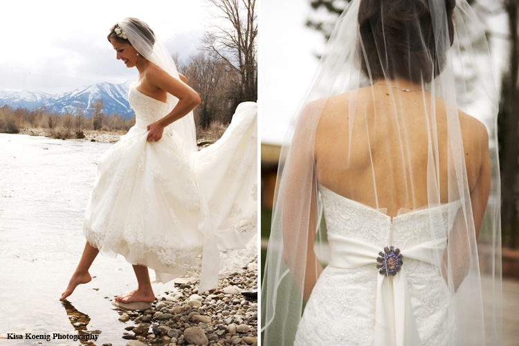 Luxe Mountain Weddings Jackson Hole