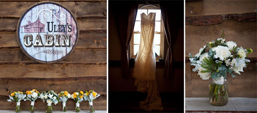 Rustic vintage in crested butte luxe mountain weddings for Uley s cabin crested butte wedding