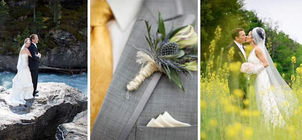 Luxe Mountain Weddings Magazine - Rocky Mountains