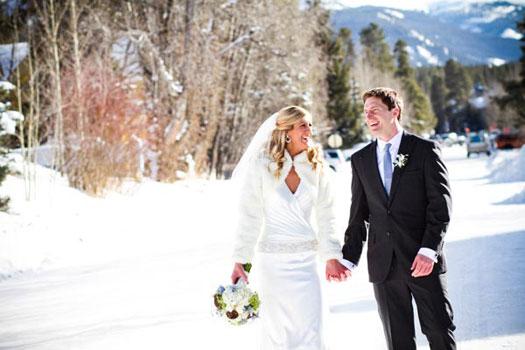 Winter Wedding In Breckenridge