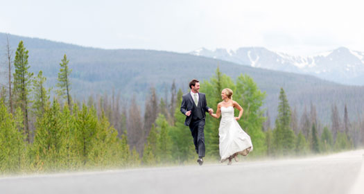Mountain Wedding Inspired by Nature