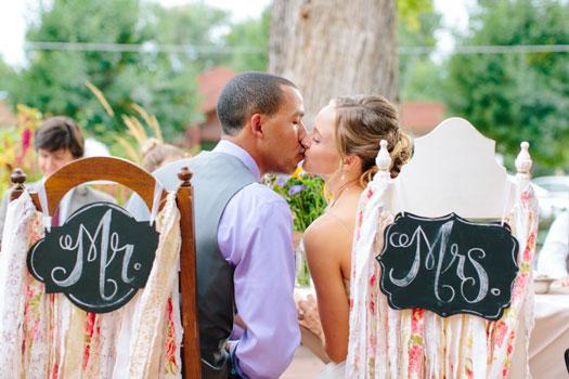 A Bohemian Wedding in Boulder, Colorado