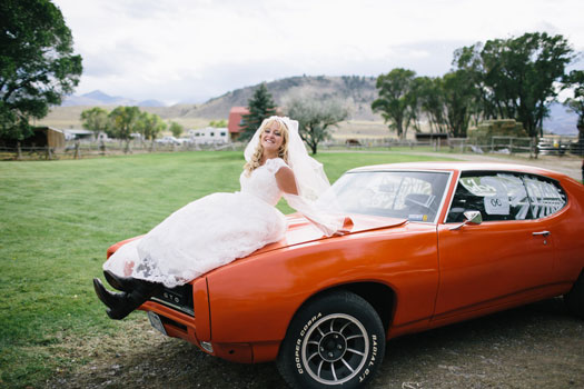 Wedding: Made in Montana