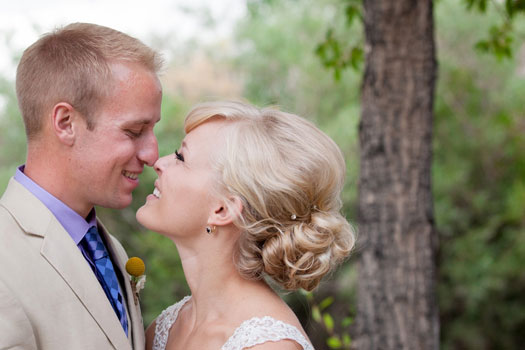 A Rustic & Handmade Wyoming Ranch Wedding