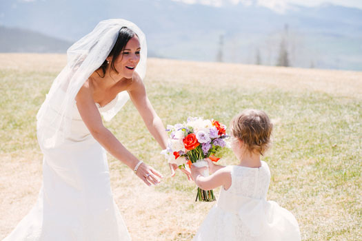 A Mountain Destination Wedding in Telluride