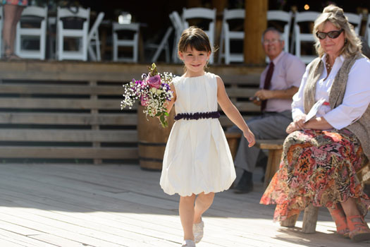 A natural & organic handmade wedding at Piney River Ranch, Vail Colorado