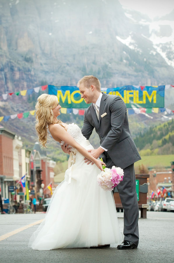 Telluride Destination Wedding