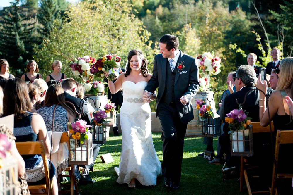 A Cozy Mountain Chic Wedding in Beaver Creek, Colorado
