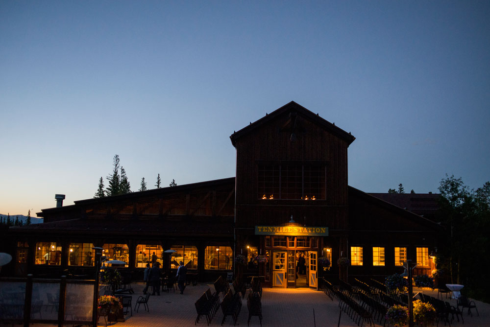 A Perfect Colorado Wedding Day in Breckenridge