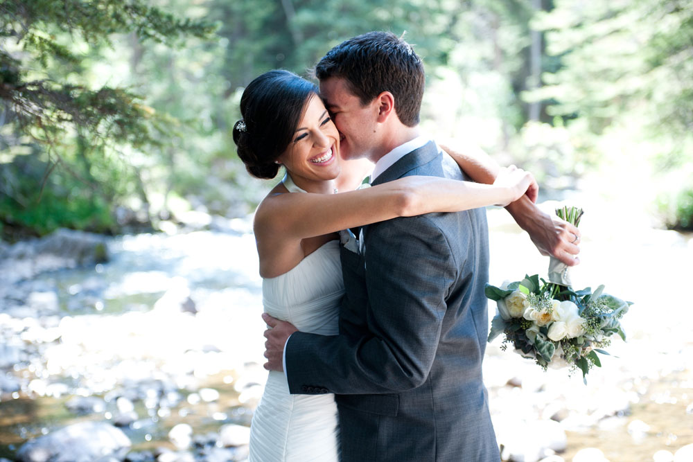 A Modern Vail Mountain Wedding