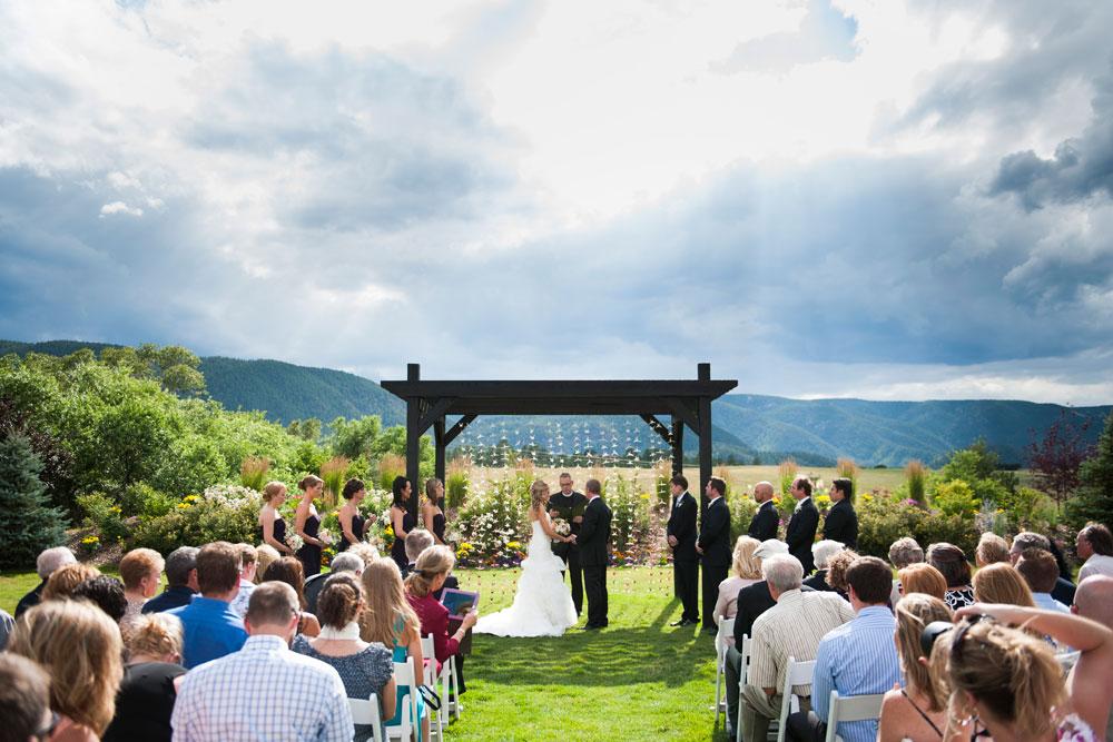 Rocky Mountain Destination Wedding Colorado