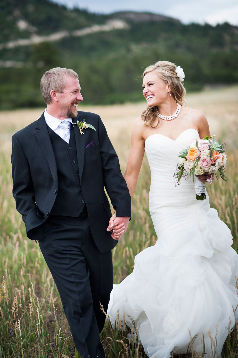Rocky Mountain Destination Wedding Colorado - Luxe Mountain Weddings