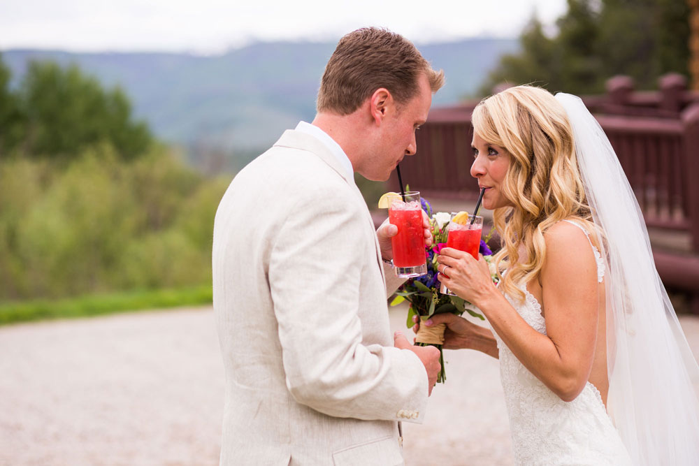A Beaver Creek Mountain Wedding Filled with Handmade Details