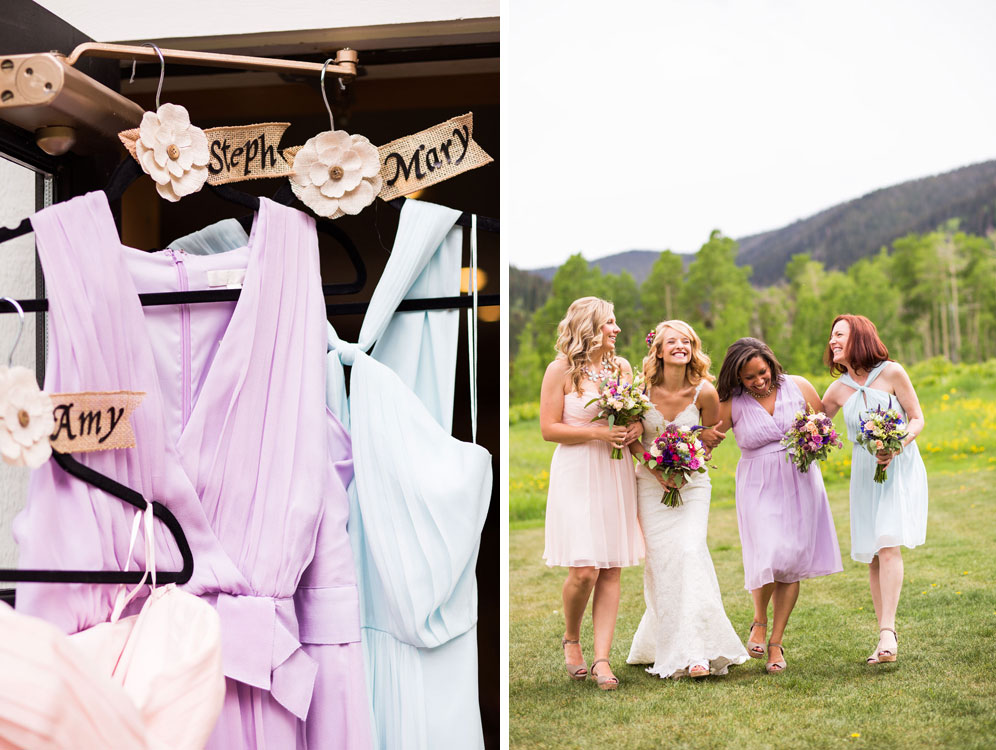 Beaver Creek Wedding Filled with Handmade Details