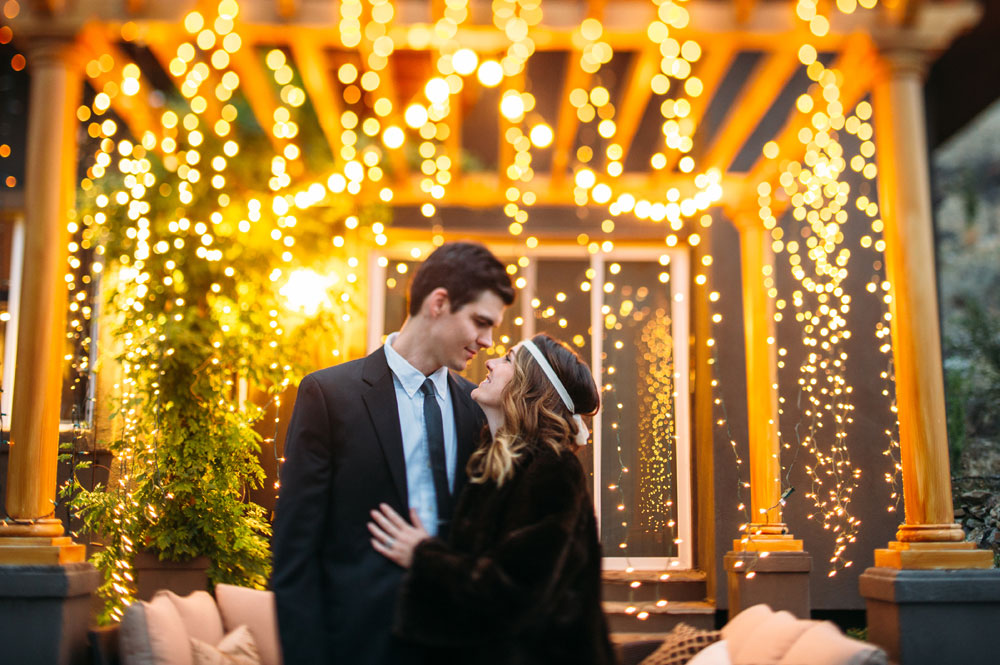 A Romantic Surprise Vow Renewal, Luxe Mountain Weddings, Washington