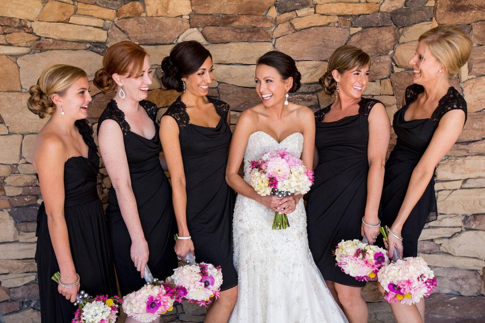 A Modern Pink Spring Wedding in Denver, Colorado