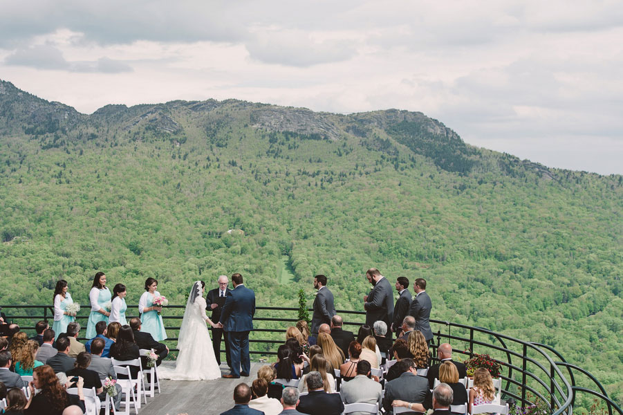 North Carolina Wedding In The Mountain
