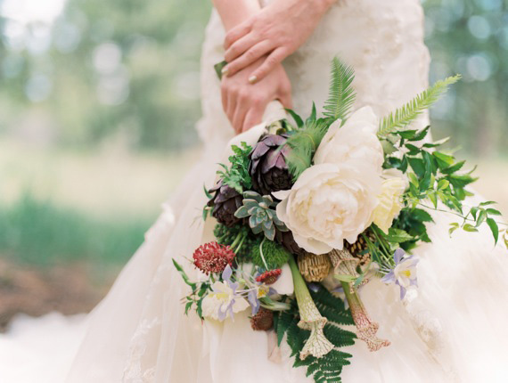 Woodland Wedding Inspiration for Forest Weddings