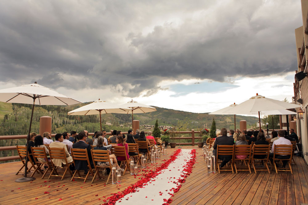 Mountain Luxe Wedding in Park City, Utah