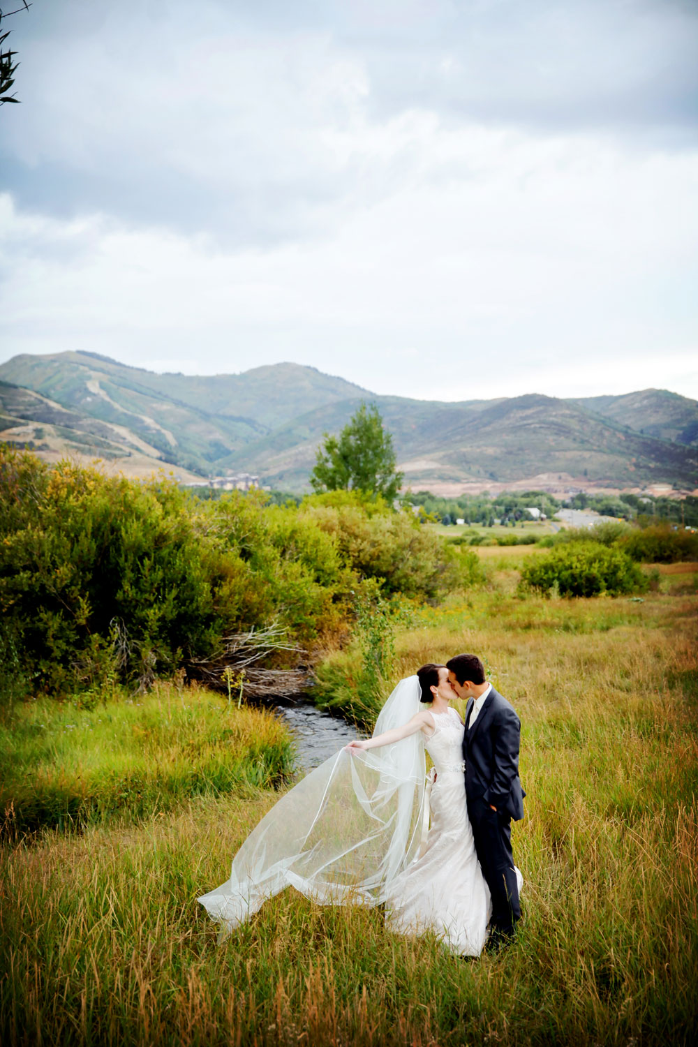 Romantic Park City Ranch Wedding