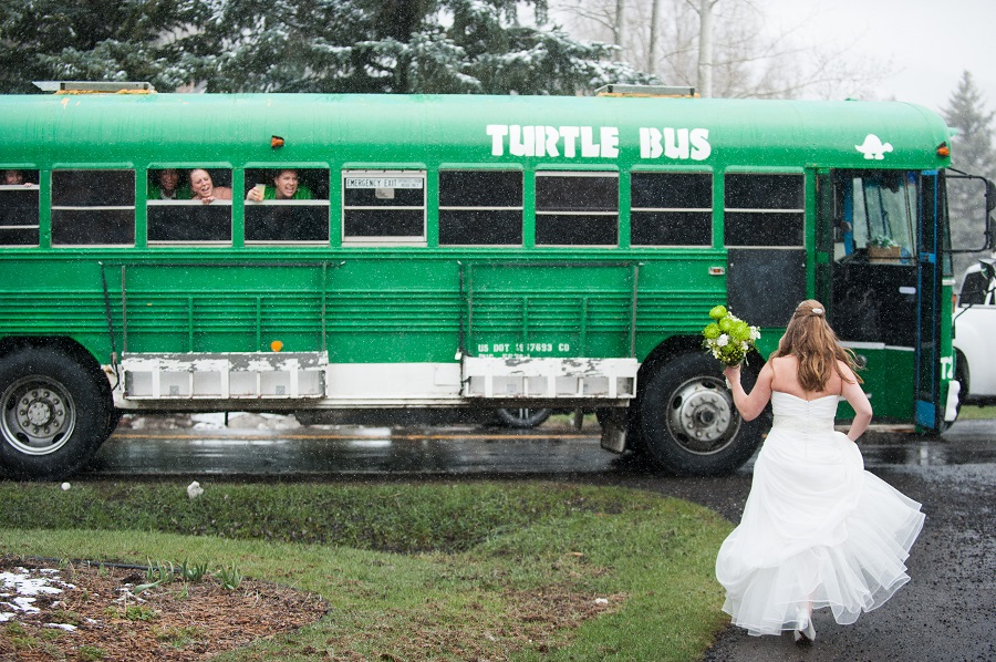 An April Wedding in Vail, Colorado