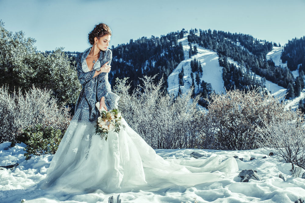 Wedding dresses for winter season discount wedding dresses for Casual mountain wedding dresses