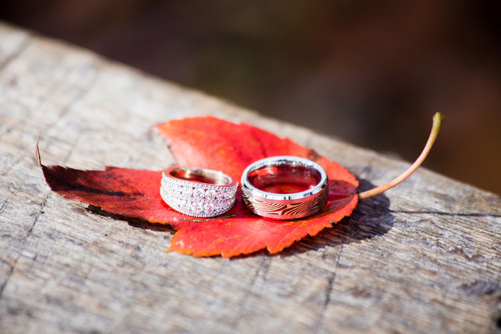 An Autumn Wedding in West Virginia