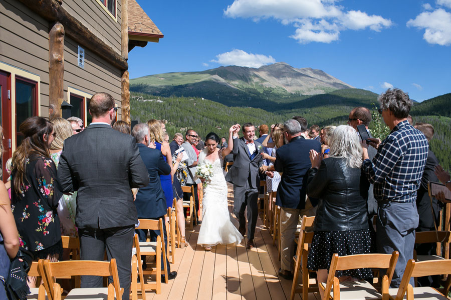 A Mountain Destination Wedding in Breckenridge, Colorado