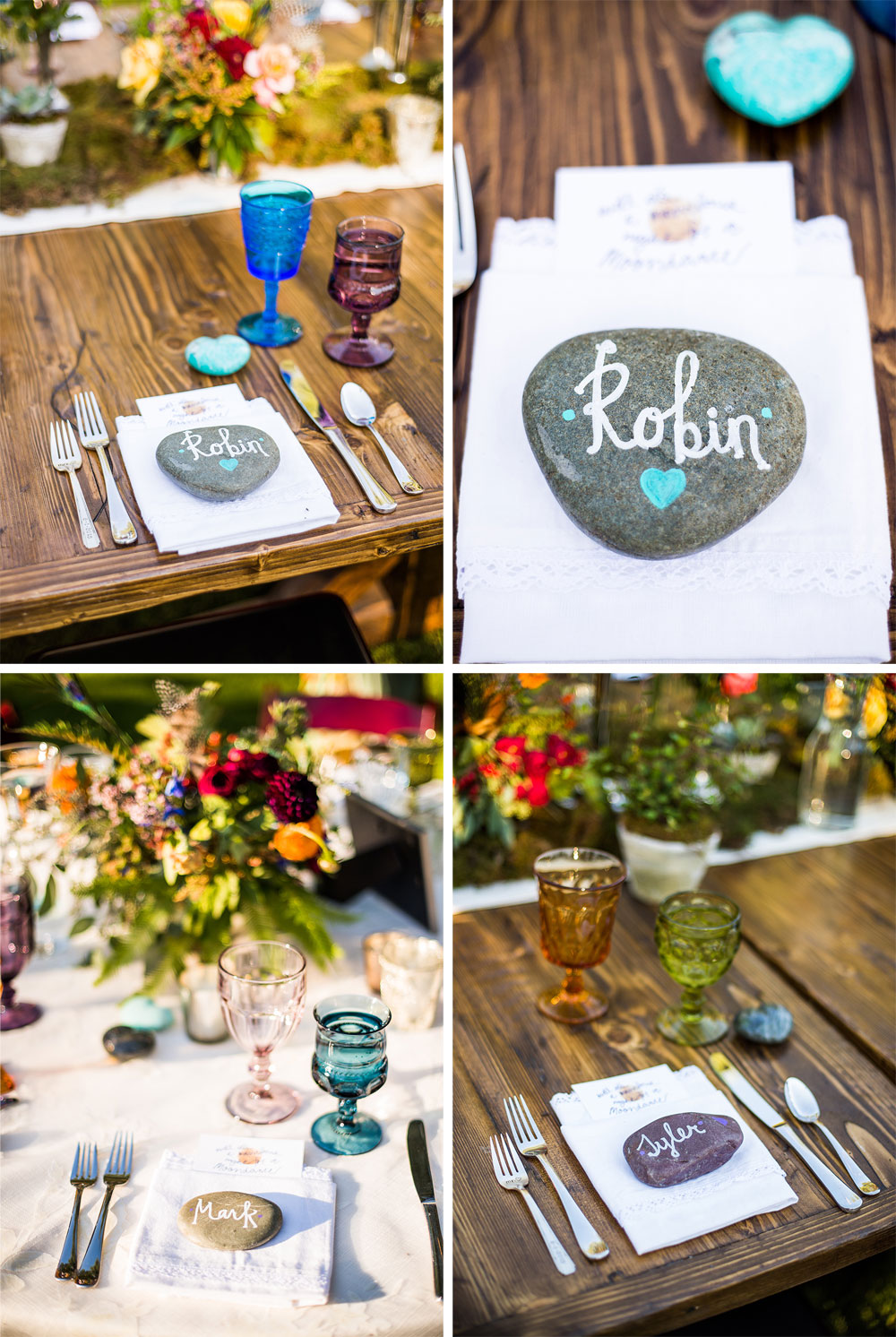 An Enchanted Forest Wedding in Montana