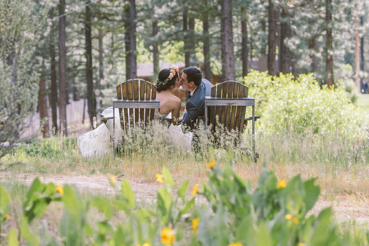 A Fun Outdoor Destination Wedding