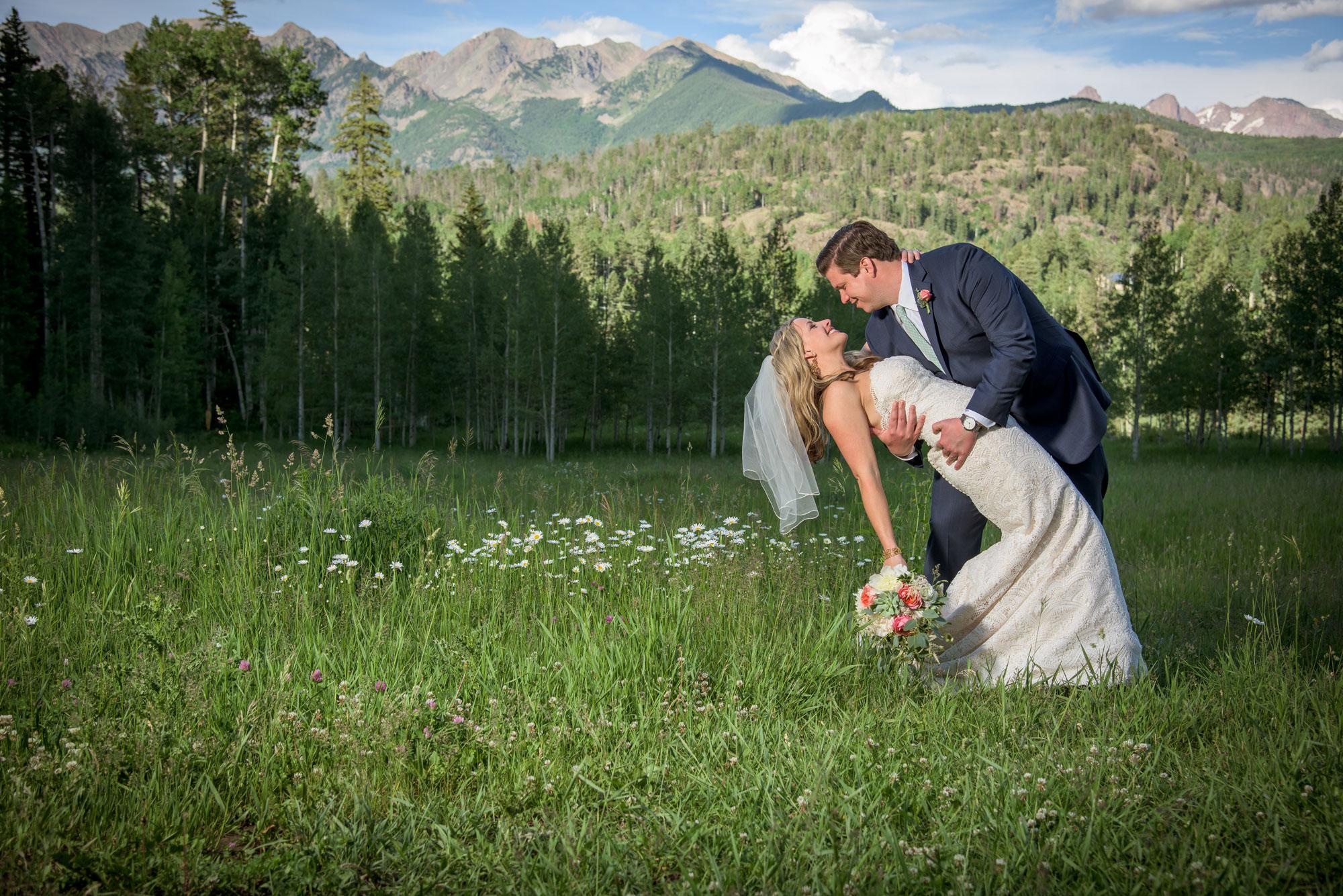 Silverpick Lodge Wedding, Durango Colorado