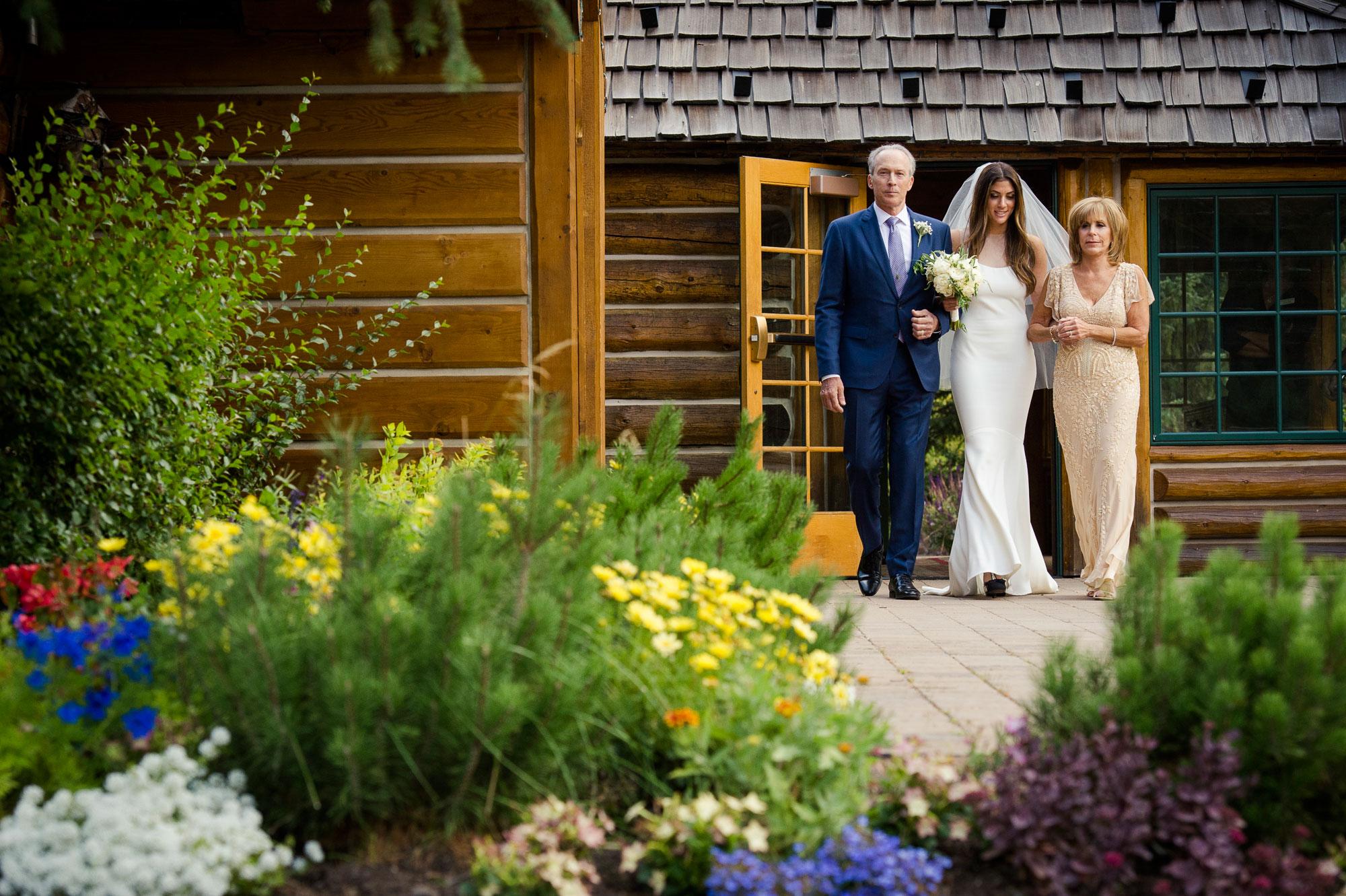 A Chic Mountain Wedding in Sun Valley, Idaho