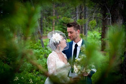 Adrienne & Garrett at Crested Butte Mountain Resort