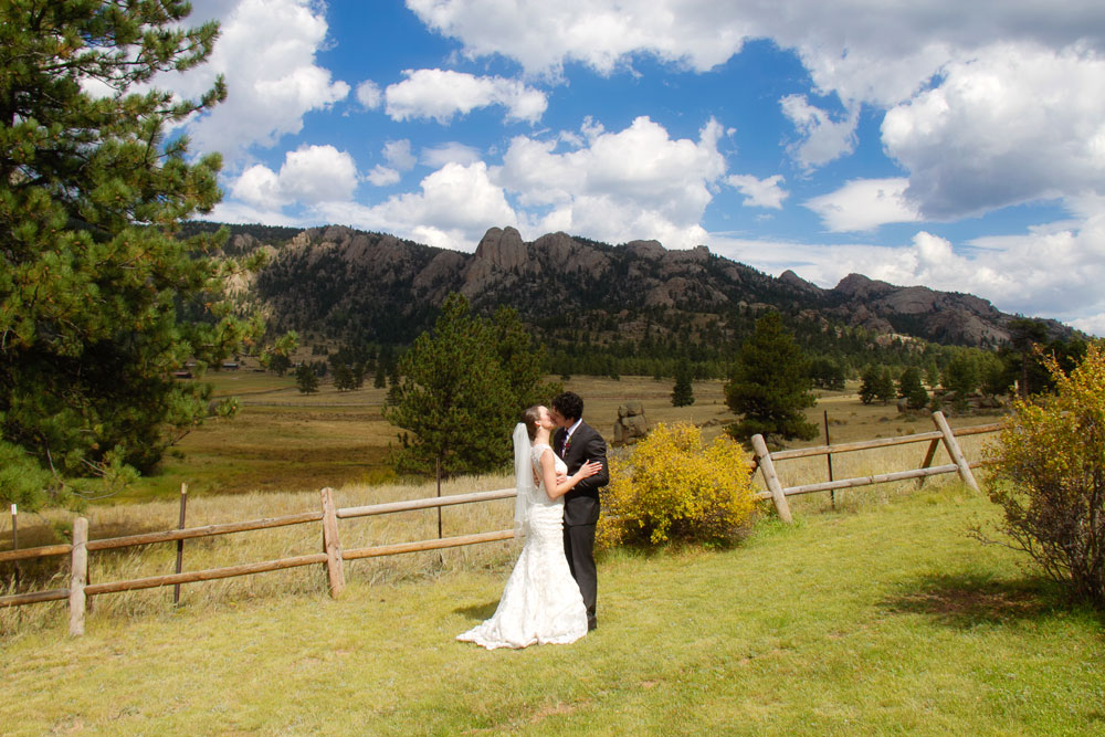 A Destination Wedding at Twin Owls Steakhouse