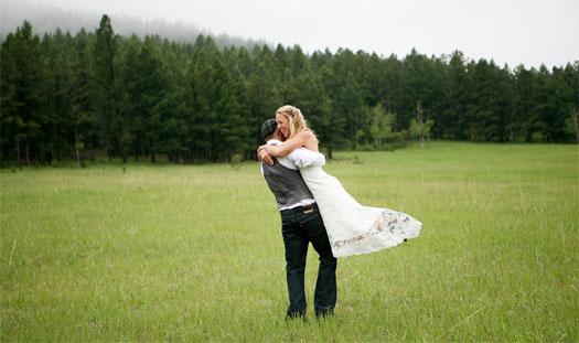 A Handmade Wedding at The Barn at Evergreen