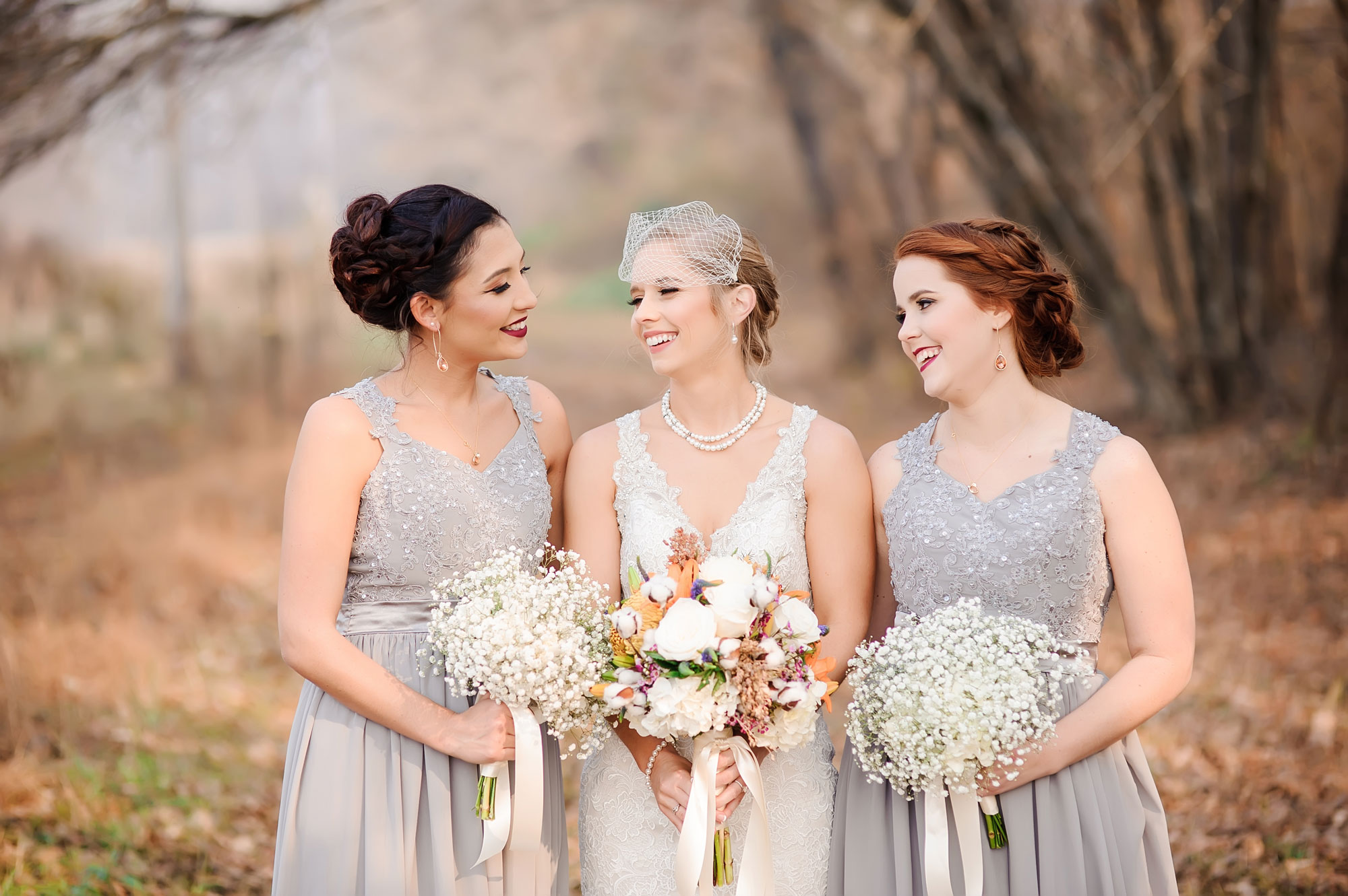 An Autumn Military Wedding in North Carolina