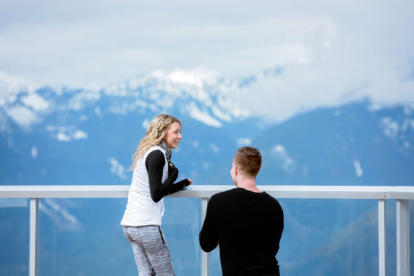 A Sea to Sky Engagement Proposal in Squamish, BC