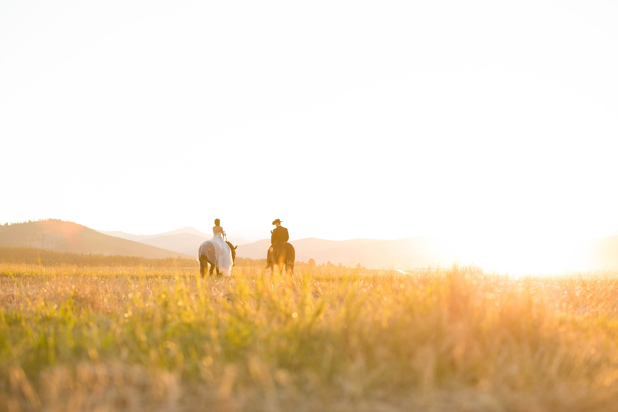 A Montana Ranch Styled Elopement