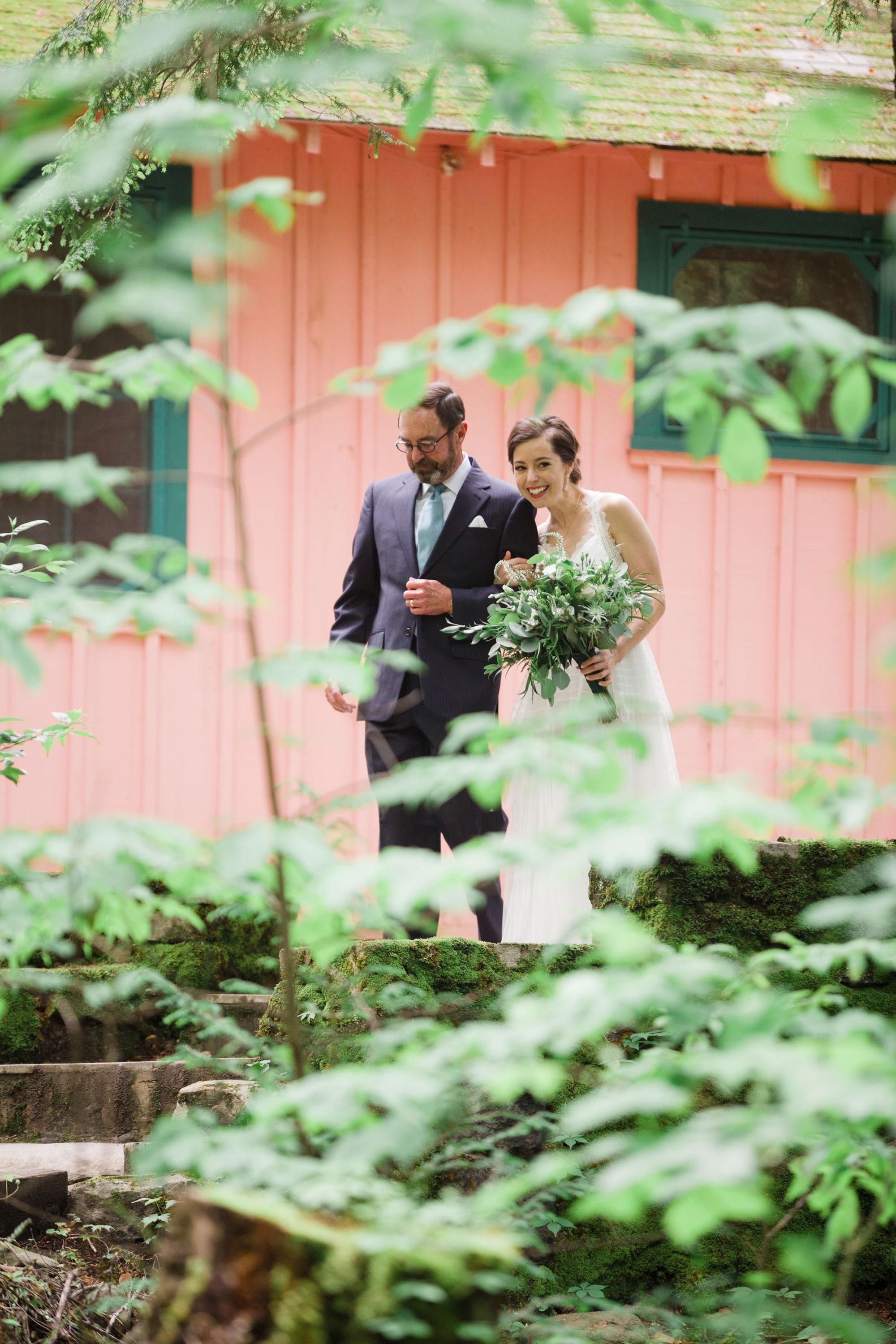 An Intimate Wedding In The Great Smoky Mountains National