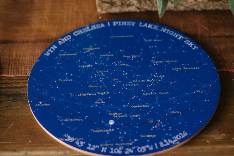 A Celestial Inspired Rocky Mountain WeddingA Celestial Inspired Rocky Mountain Wedding