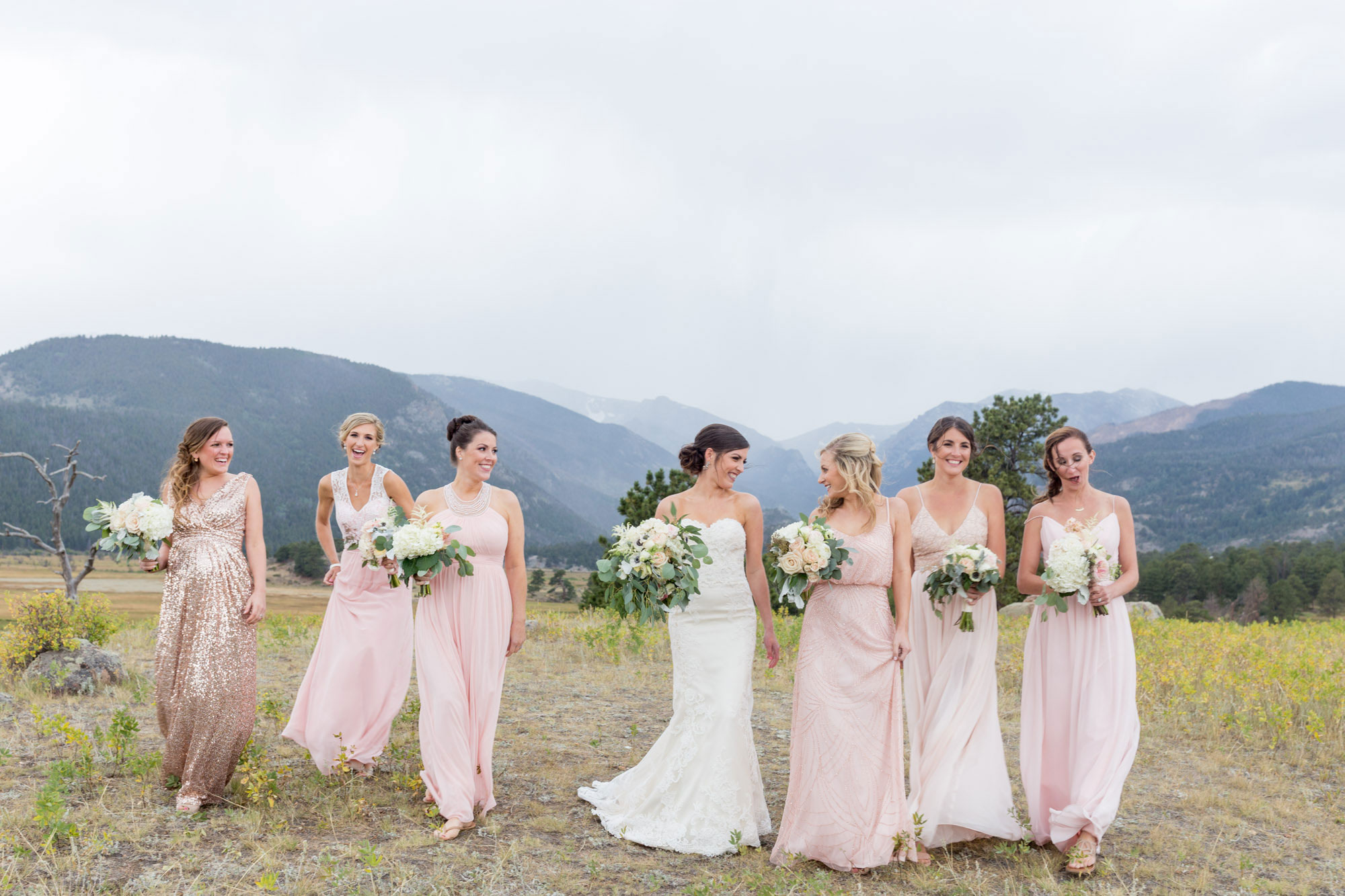A Rocky Mountain Wedding at Twin Owls Steakhouse, Estes Park, Colorado