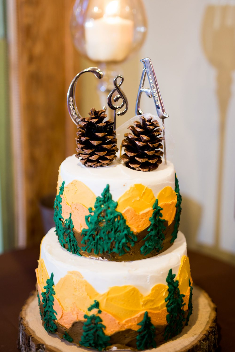 An Intimate Mountain Wedding in Estes Park, Colorado