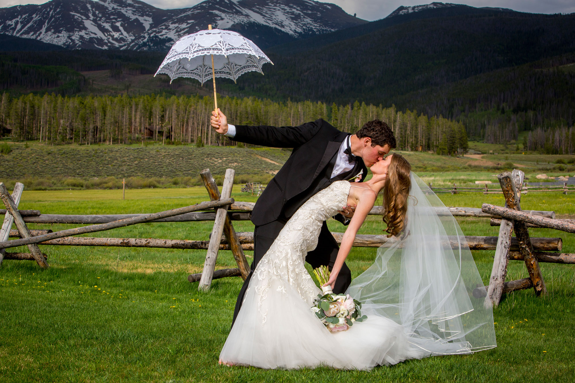 A Magical Colorado Ranch Wedding