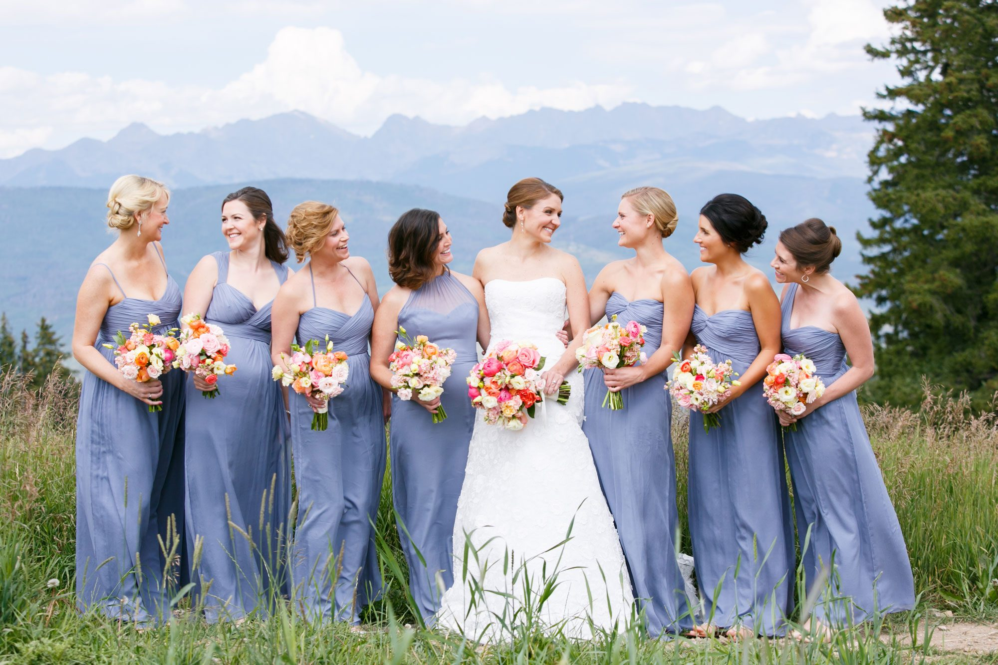 An Elegant Mountain Wedding in Beaver Creek