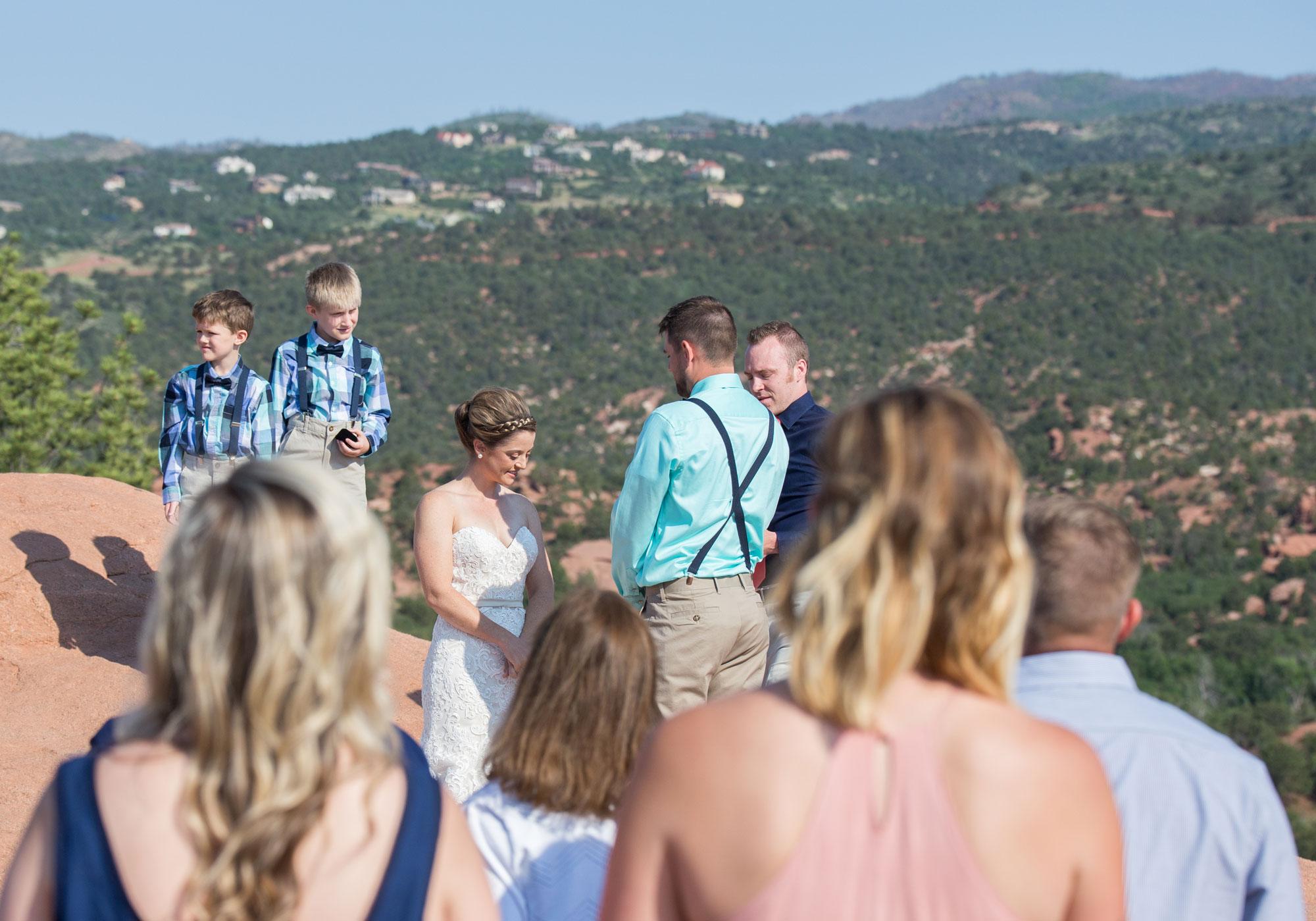 An Adventure Wedding in Colorado Springs | Tina Joiner Photography