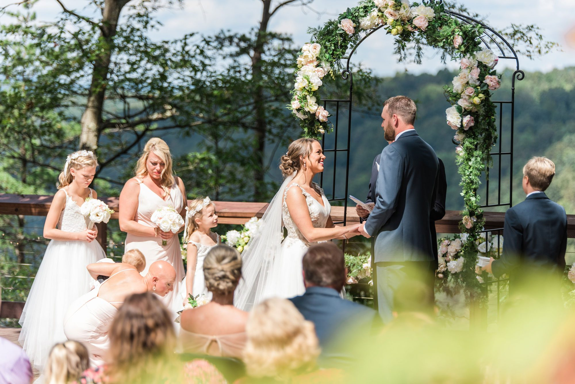 A Wedding Adventure on the New River Gorge, West Virginia