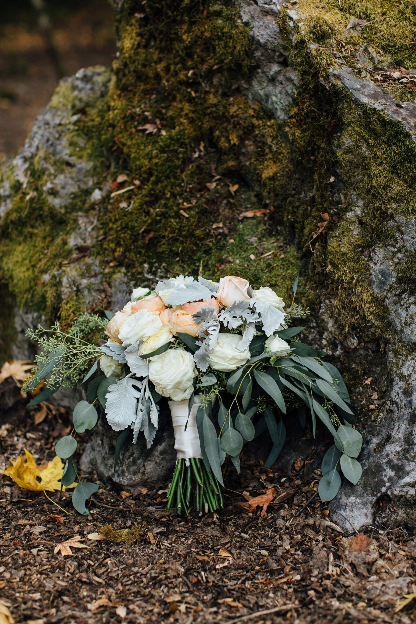 Gorgeous bouquet from a A Romantic Backyard Wedding in Wine Country, Napa Valley California